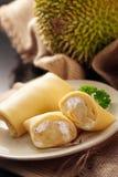 Het Broodje van Durian Royalty-vrije Stock Fotografie