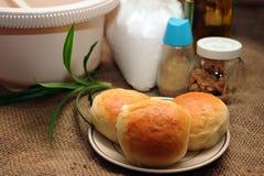 Het Broodje van het brood Royalty-vrije Stock Fotografie
