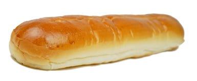 Het broodje van het ontbijt stock foto