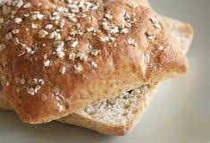 Het broodje van het ontbijt Royalty-vrije Stock Afbeelding