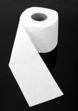 Het broodje van het toiletpapier Stock Foto's
