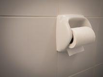 Het broodje van het toiletpapier Royalty-vrije Stock Foto's