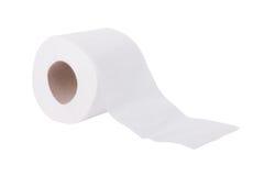 Het broodje van het toiletpapier royalty-vrije stock afbeeldingen