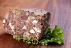 Het broodje van het vlees stock afbeeldingen