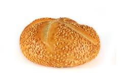 Het broodje van Sesam Stock Afbeelding