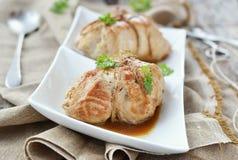 Het broodje van Turkije Royalty-vrije Stock Foto's