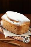 Het Broodjescake van de chocoladehazelnoot Stock Fotografie