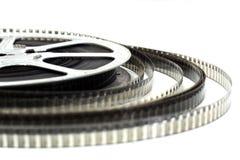 Het broodjesfilm van de bioskoop Stock Foto's