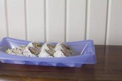 Het broodjessushi van Californai Royalty-vrije Stock Foto