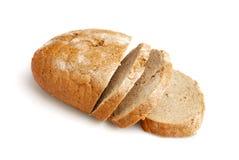 Het broodplakken van de rogge Royalty-vrije Stock Foto