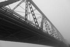 Het brugspook Stock Afbeeldingen