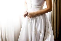 Het bruidverhaal stock afbeelding