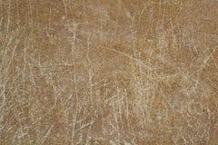 Het bruine Beton van de Muur Royalty-vrije Stock Afbeeldingen