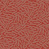 Het bruine rode naadloze patroon van de blad bloementextuur royalty-vrije illustratie