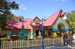 Het Buitenhuis van Mickey, de Wereld Orlando van Disney Royalty-vrije Stock Fotografie