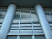 Het buitenontwerp van het aluminium Stock Fotografie