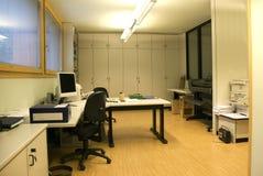 Het bureau van de architect Stock Afbeeldingen