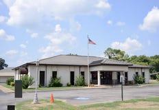 Het Bureau van de Belastingsleden van het evaluatieteam van de Crittendenprovincie, West-Memphis, Arkansas Stock Fotografie