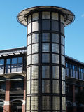 Het bureau van de binnenlandse Opbrengst, Nottingham Stock Afbeelding