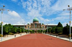 Het Bureau van de Eerste minister van Maleisië Stock Afbeeldingen