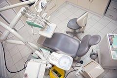 Het bureau van de tandarts Royalty-vrije Stock Afbeeldingen