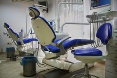 Het bureau van de tandarts Stock Foto's