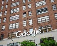 Het bureau van Google New York stock foto