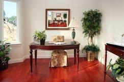 Het bureau van het huis stock afbeeldingen