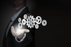 Het Businessplan van Stock Afbeeldingen