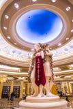 Het Caesars Palace van Vegas van Las Stock Afbeeldingen