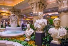 Het Caesars Palace van Vegas van Las Royalty-vrije Stock Fotografie