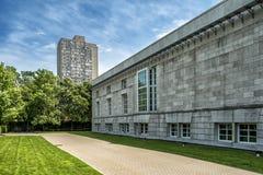 Het Canadese Centrum voor Architectuur CCA Stock Fotografie