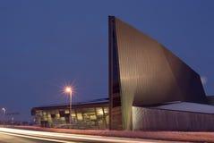 Het Canadese Museum van de Oorlog Stock Afbeeldingen