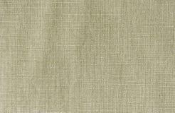 Het canvasachtergrond van het linnen. Stock Foto's