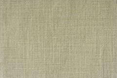Het canvasachtergrond van het linnen. Stock Foto