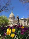 Het Capitool Staat van de West- van Virginia Stock Afbeeldingen