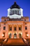 Het Capitool Staat van de Zuid- van Dakota stock foto