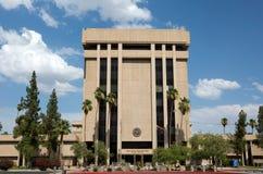 Het Capitool Uitvoerende Toren van de Staat van Arizona Royalty-vrije Stock Afbeeldingen