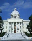 Het Capitool van de staat van Alabama royalty-vrije stock foto's