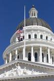 Het Capitool van de Staat van Californië Stock Fotografie