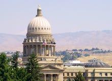 Het Capitool van de Staat van Idaho royalty-vrije stock fotografie