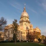 Het Capitool van de Staat van Illinois Royalty-vrije Stock Fotografie
