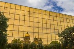 Het Capitool van de Staat van Iowa Royalty-vrije Stock Foto's