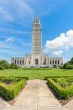 Het Capitool van de Staat van Louisiane royalty-vrije stock foto's