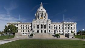 Het Capitool van de Staat van Minnesota Stock Fotografie