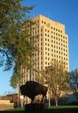 Het Capitool van de staat van Noord-Dakota Royalty-vrije Stock Afbeeldingen