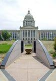 Het Capitool van de Staat van Oklahoma Stock Afbeeldingen