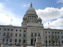 Het Capitool van de Staat van Rhode Island Stock Fotografie
