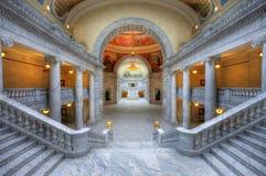 Het Capitool van de Staat van Utah Stock Fotografie