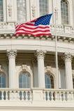 Het Capitool van de V.S. Stock Afbeeldingen